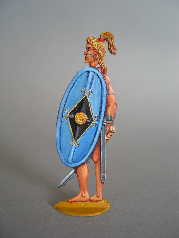 Batavian Warrior - Glorious Empires-Historical Miniatures