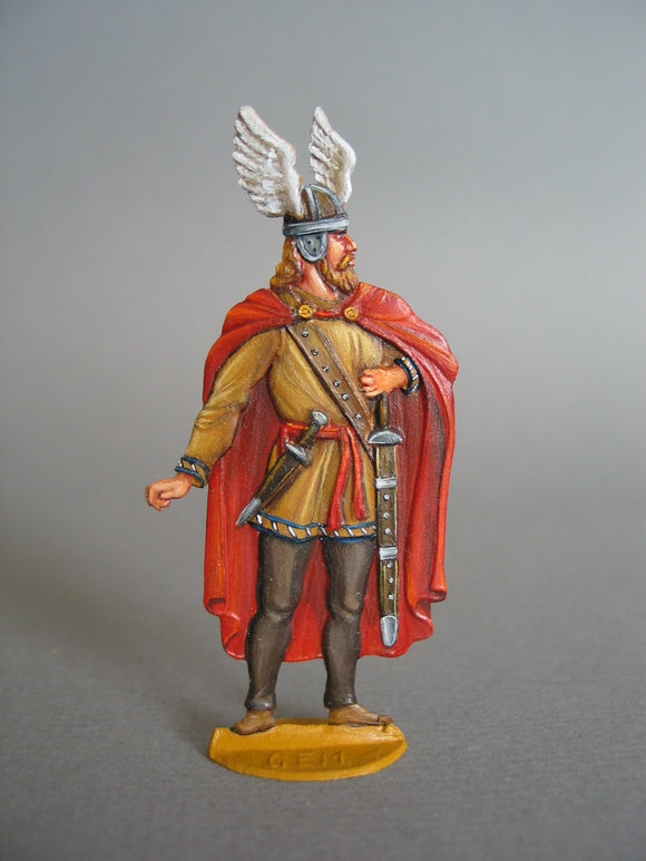 Germanic Tribe Leader - Glorious Empires-Historical Miniatures