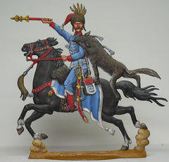 16-18th Century - Blue King Hussars
