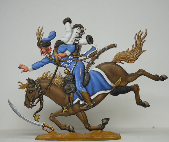 Hussar Falling - Glorious Empires-Historical Miniatures