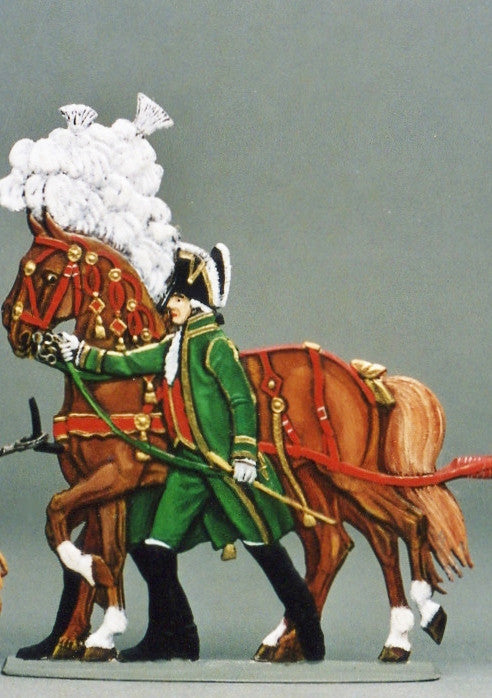 Front horse-team - Glorious Empires-Historical Miniatures
