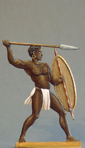 African Throwing Spear - Glorious Empires-Historical Miniatures
