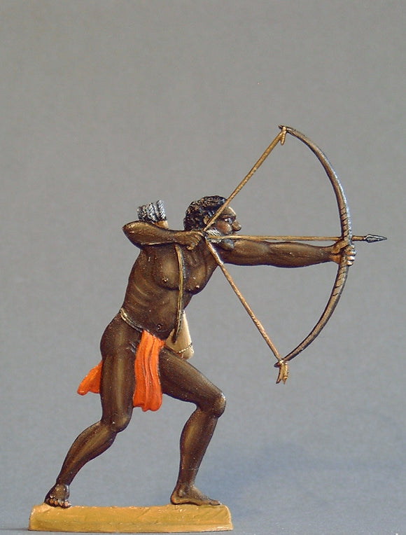 African shooting Arrow - Glorious Empires-Historical Miniatures