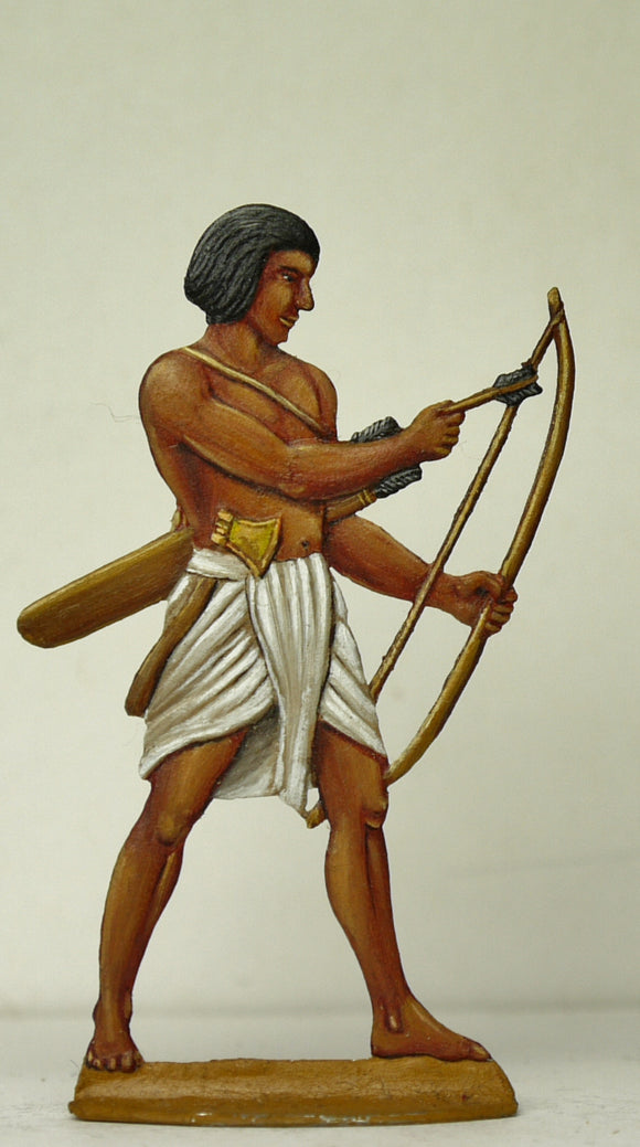 Bowman Getting Arrow - Glorious Empires-Historical Miniatures