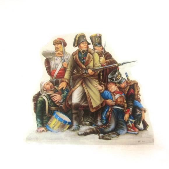 Ney's Retreat T-Shirt - Glorious Empires-Historical Miniatures