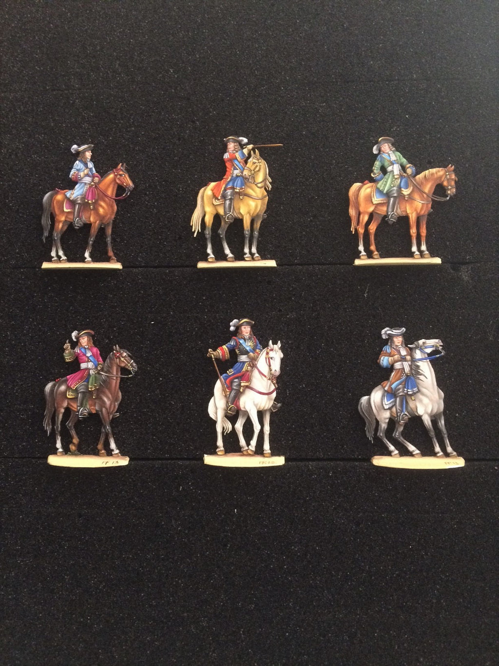 Louis XIV General Staff, part 1. - Glorious Empires-Historical Miniatures