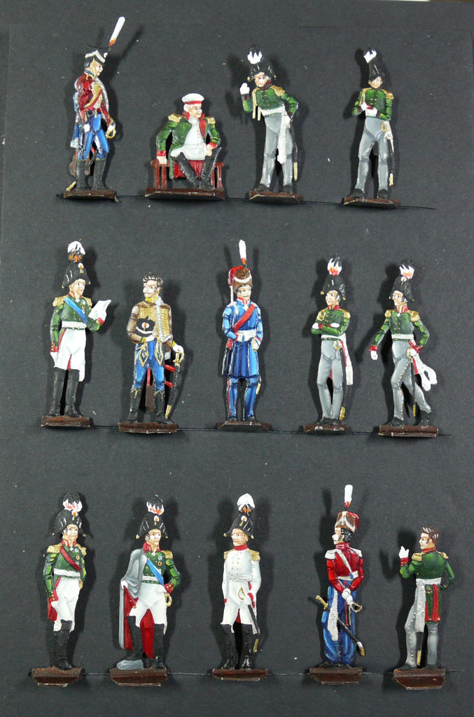 Borodino, Kutusof and Russian General Staff