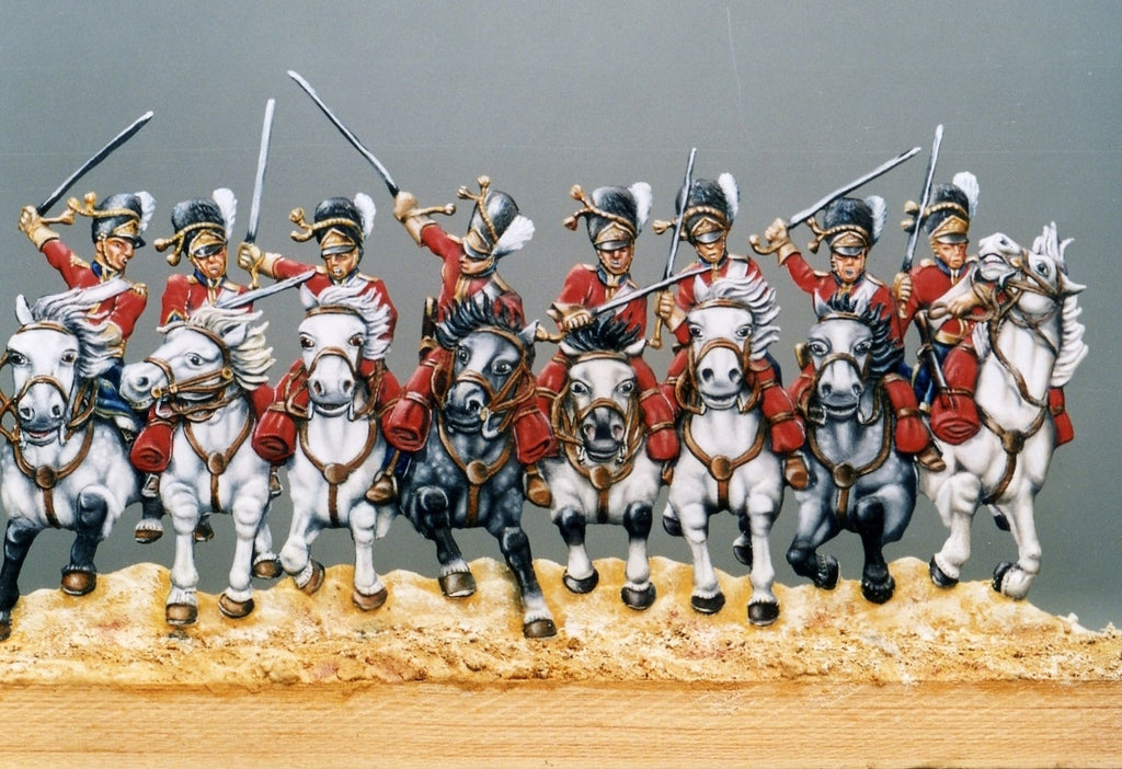 Scots Greys at Waterloo - Glorious Empires-Historical Miniatures