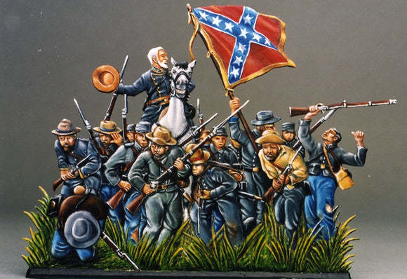 Gettysburg, Pictons Charge - Glorious Empires-Historical Miniatures