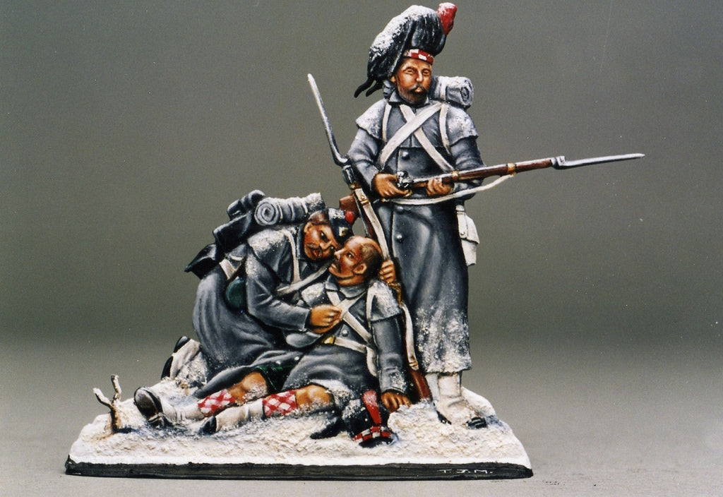 Comrades, Crimea - Glorious Empires-Historical Miniatures