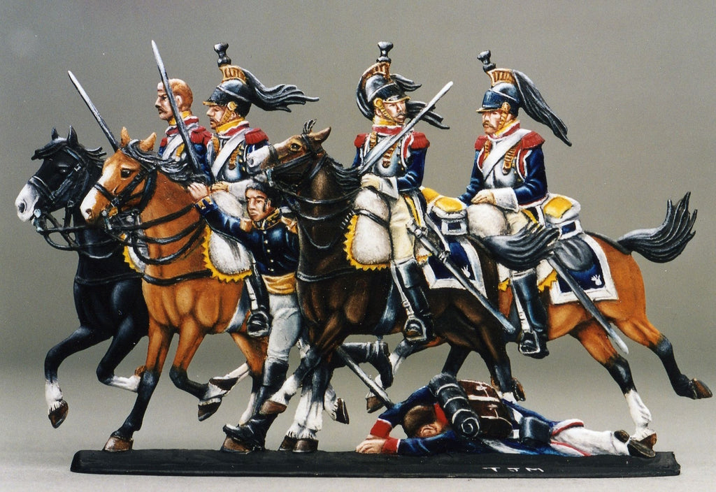 Kellermanns Escape, Quatre Bras, Waterloo Campaign - Glorious Empires-Historical Miniatures