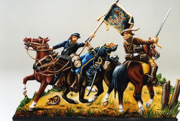 Fairfield, American Civil War - Glorious Empires-Historical Miniatures
