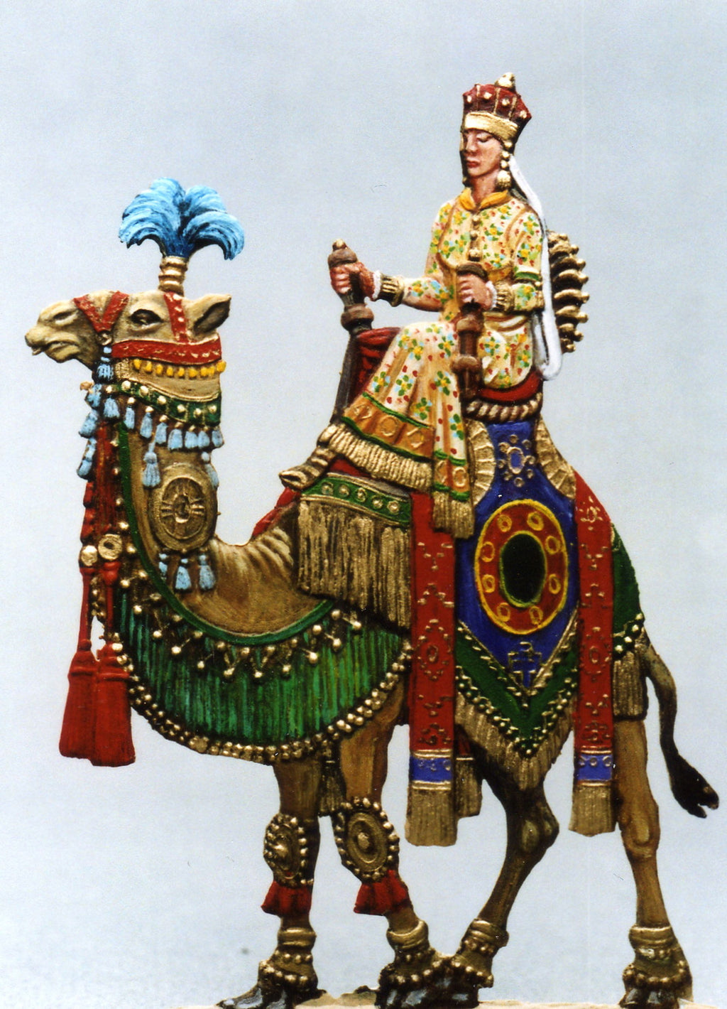 Queen of Sheba - Glorious Empires-Historical Miniatures