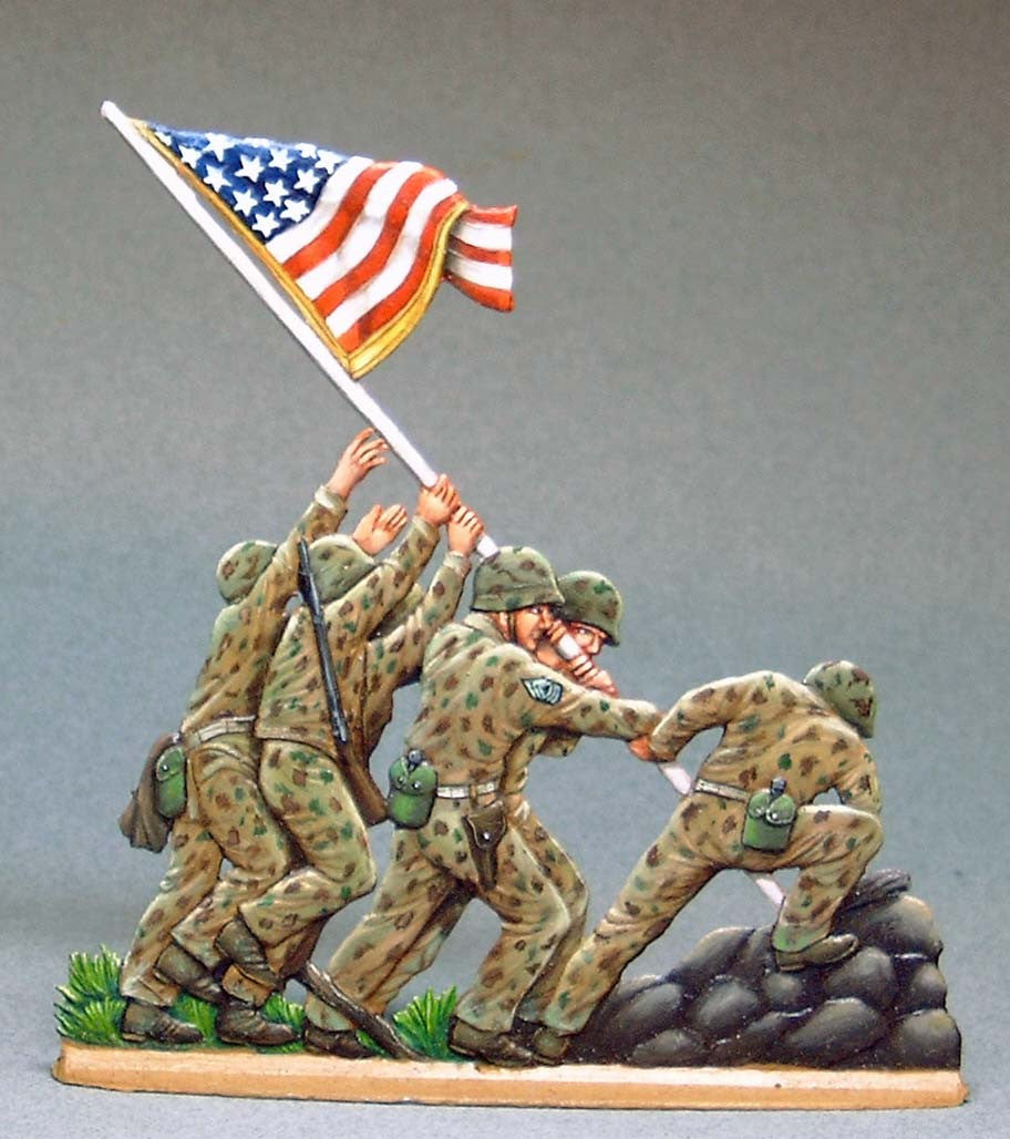 Iwo Jima - Glorious Empires-Historical Miniatures