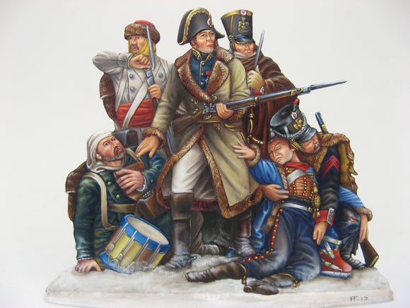 Ney's Retreat, Russia - Glorious Empires-Historical Miniatures