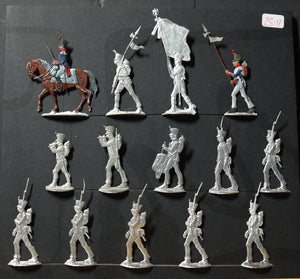 Mignot, line infantry - Glorious Empires-Historical Miniatures