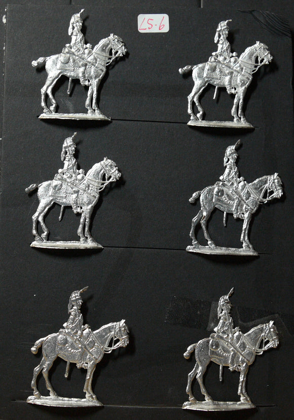 Mignot Cuirassiers - Glorious Empires-Historical Miniatures