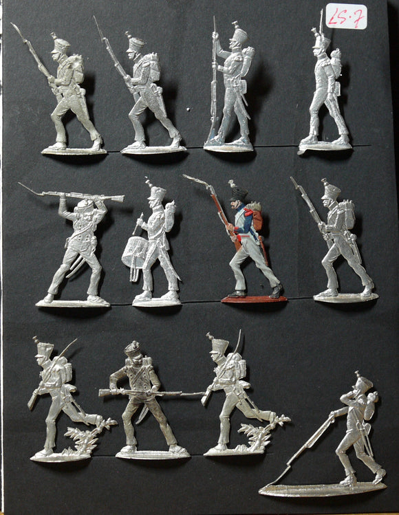 Mignot, infantry - Glorious Empires-Historical Miniatures