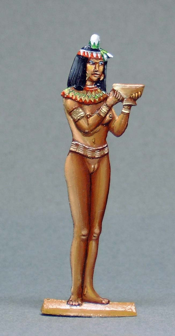 Serving Girl with Bowl - Glorious Empires-Historical Miniatures