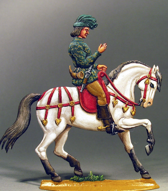 The Duke - Glorious Empires-Historical Miniatures