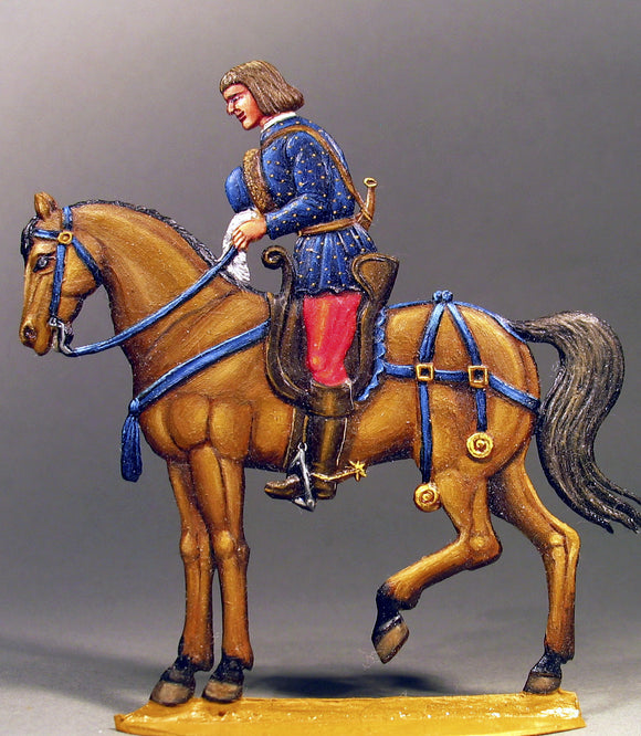 The Duke's Huntmaster - Glorious Empires-Historical Miniatures