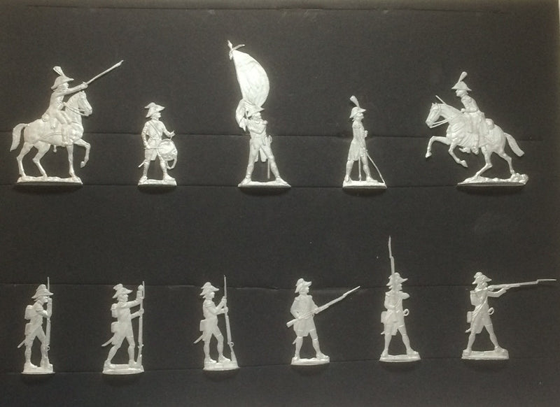 Mignot - Revolutionairy wars / Egypt Campaign - Glorious Empires-Historical Miniatures