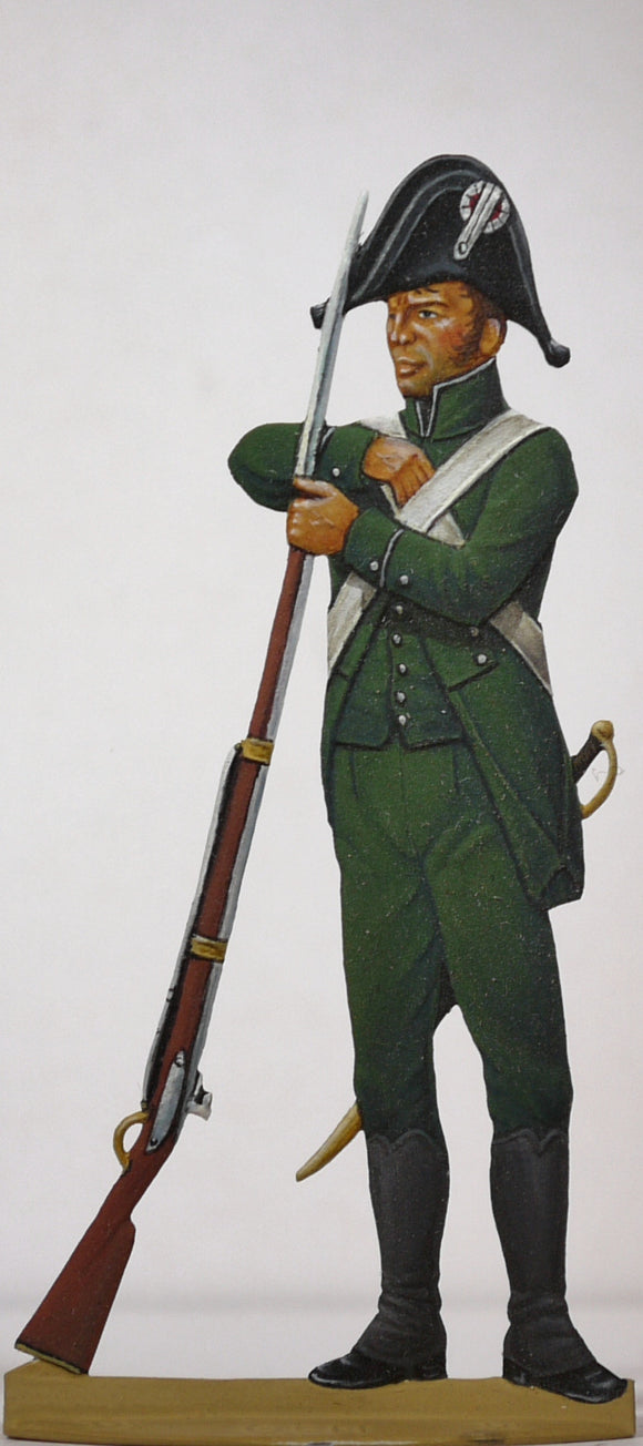 Forrestier Gendarme - Glorious Empires-Historical Miniatures