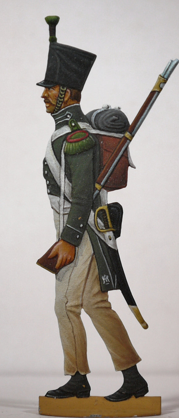 Customs, Field uniform - Glorious Empires-Historical Miniatures