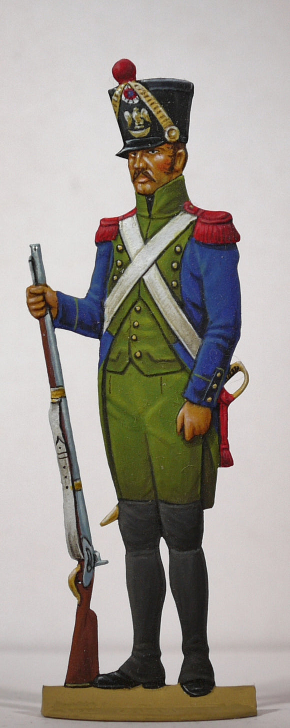 Coastguard, soldier - Glorious Empires-Historical Miniatures