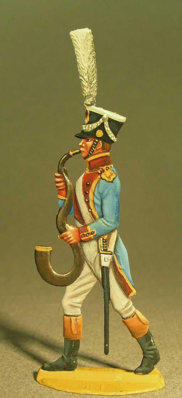 Musician - Glorious Empires-Historical Miniatures