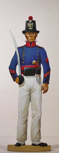 Marine Infantry 1812 - Glorious Empires-Historical Miniatures