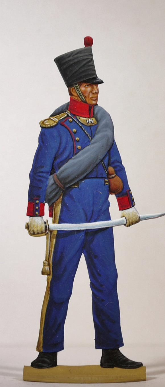 Artillery Officer 1812 - Glorious Empires-Historical Miniatures