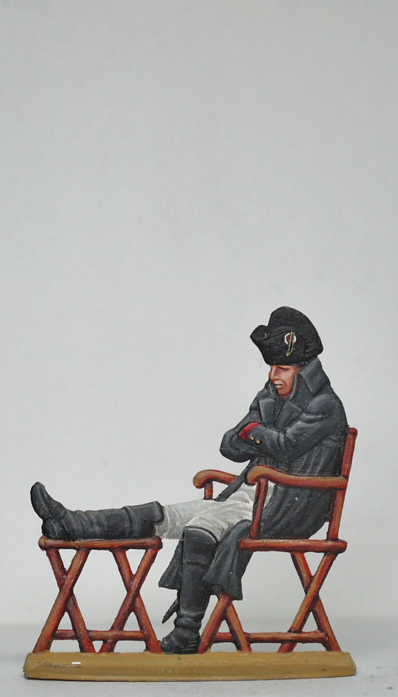 Napoleon taking a nap - Glorious Empires-Historical Miniatures