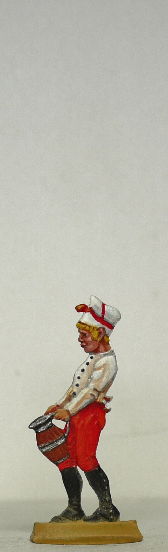 boy carrying hero's tipple - Glorious Empires-Historical Miniatures
