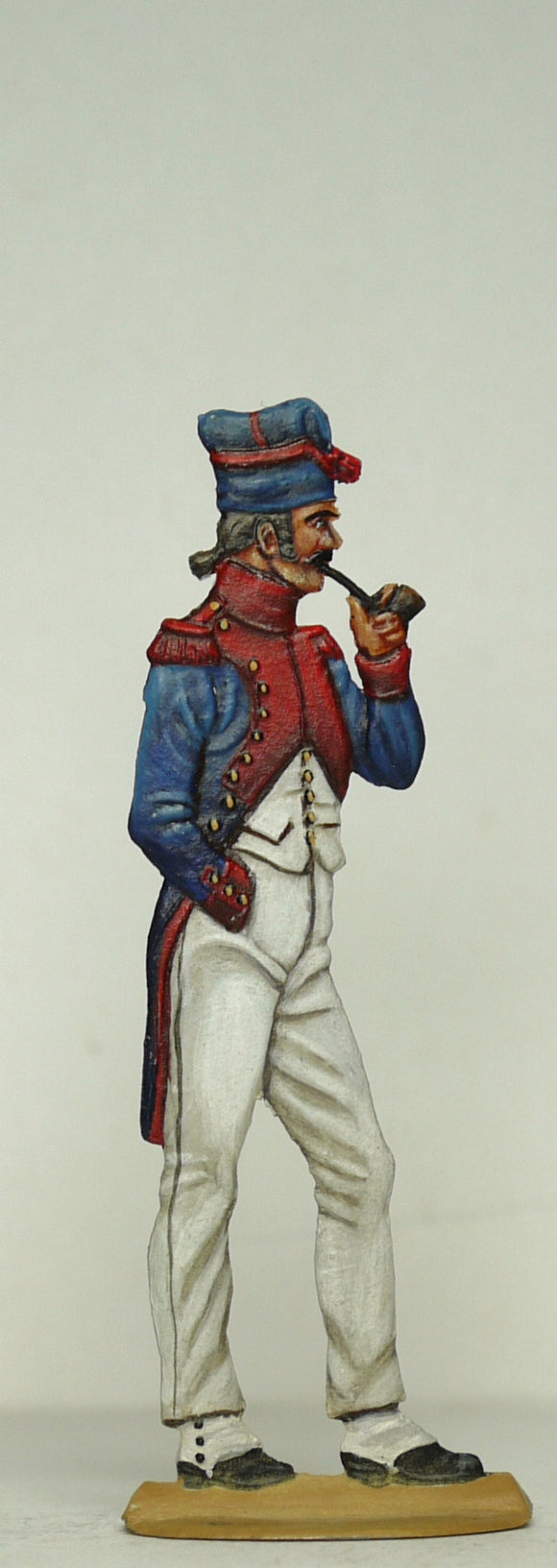 Grenadier smoking pipe - Glorious Empires-Historical Miniatures