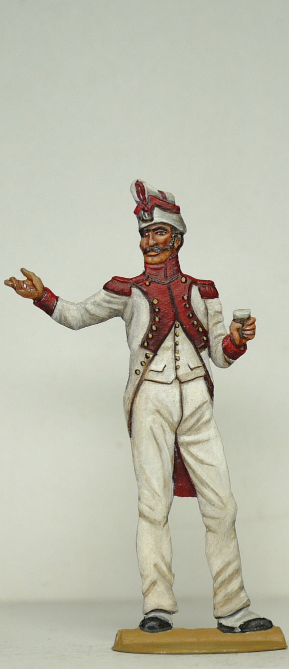 Grenadier talking - Glorious Empires-Historical Miniatures