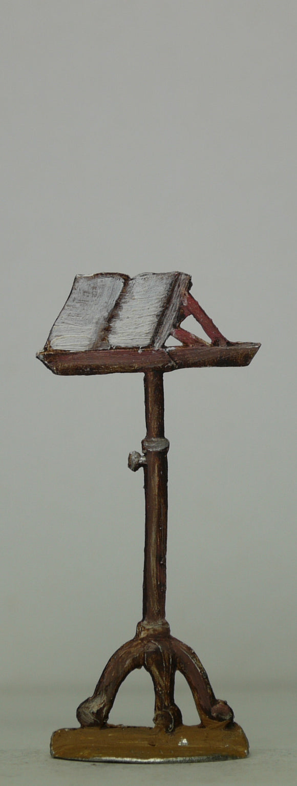 Music stand - Glorious Empires-Historical Miniatures