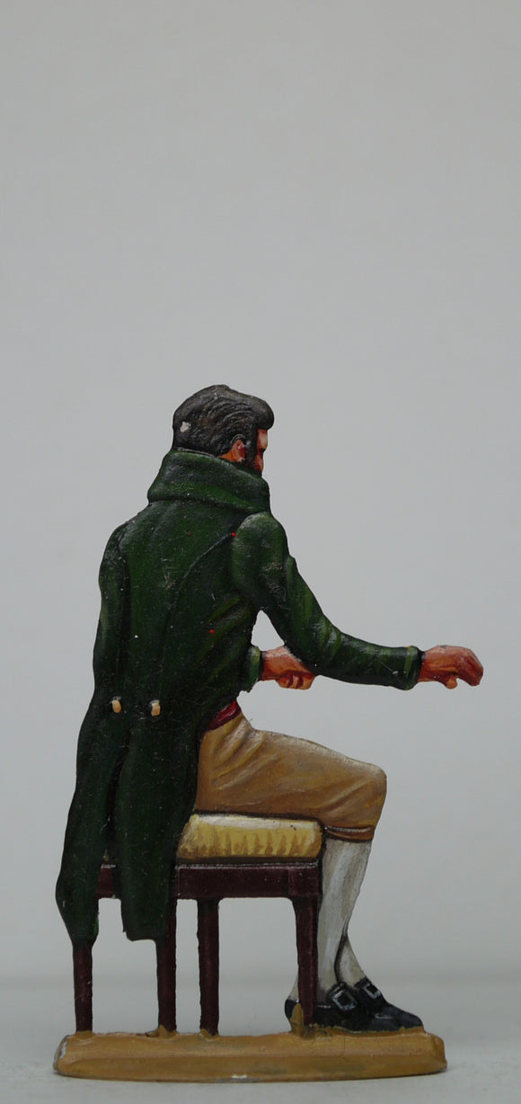 Piano player - Glorious Empires-Historical Miniatures