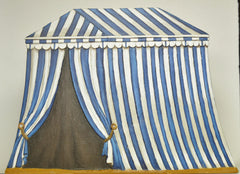 Napoleonic France: Napoleons Bivouac - Servants and Tent