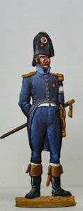 Officer in field dress on foot - Glorious Empires-Historical Miniatures