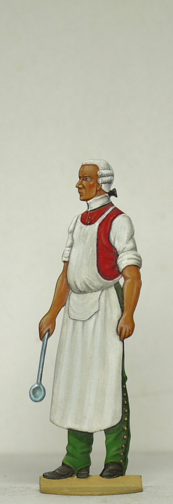 Valet with ladle - Glorious Empires-Historical Miniatures