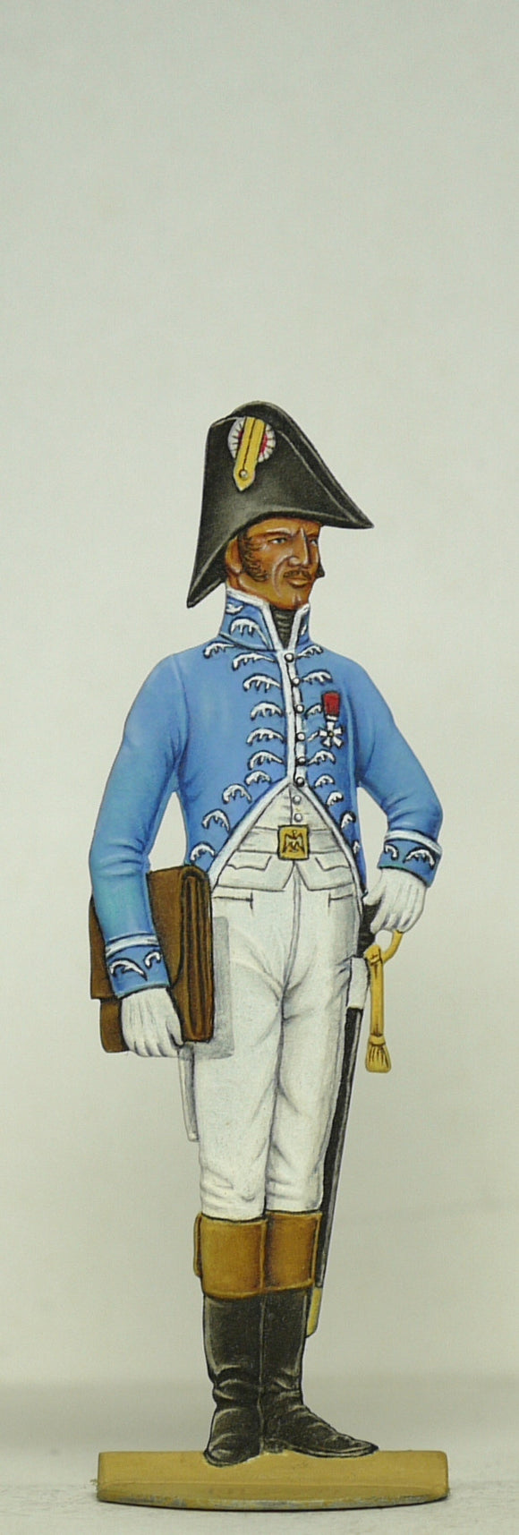 Yvan, Napoleons personal doctor - Glorious Empires-Historical Miniatures