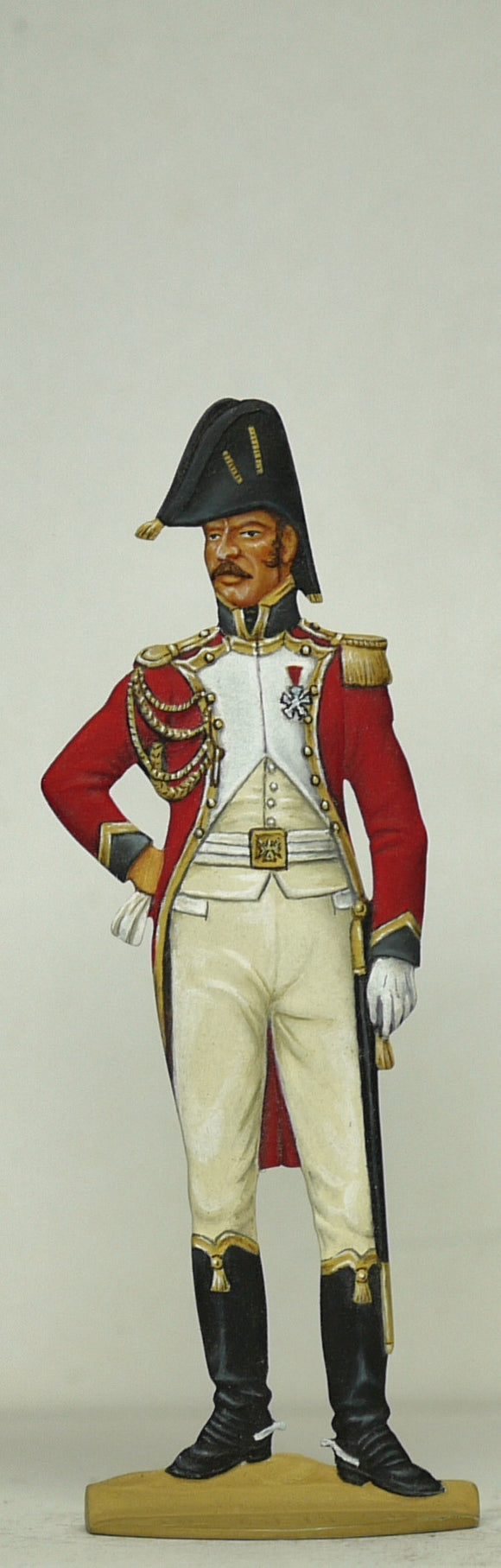 Berthiers Aide de Camp - Glorious Empires-Historical Miniatures