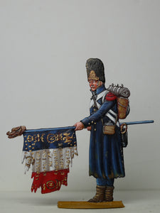 Grenadier burning Eagle - Glorious Empires-Historical Miniatures