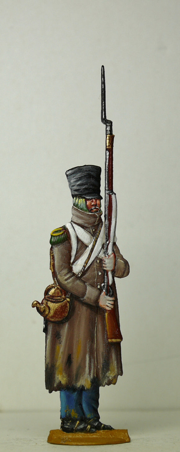 Soldier with teapot - Glorious Empires-Historical Miniatures