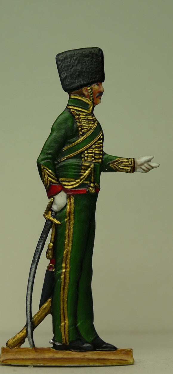 Chasseur Officer - Glorious Empires-Historical Miniatures