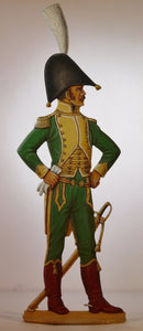Off. Chasseur de Westfalen A.d.C. de Jerome - Glorious Empires-Historical Miniatures