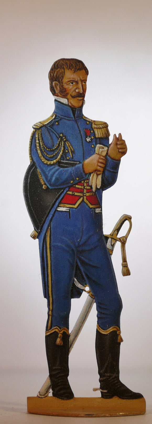 Marshals A.d.C.in reglementary nr.2 uniform (petite tenue) - Glorious Empires-Historical Miniatures