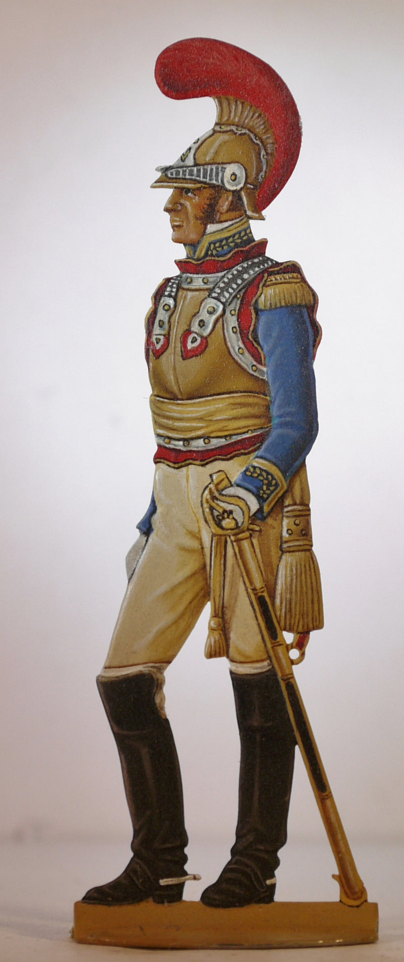 General Chouard, Carabiniers - Glorious Empires-Historical Miniatures