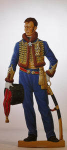 General Desvaux de Saint Maurice, Guard Horse Artillerie - Glorious Empires-Historical Miniatures